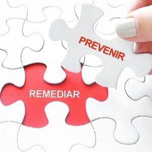 peças de quebra cabeça prevenir e remediar